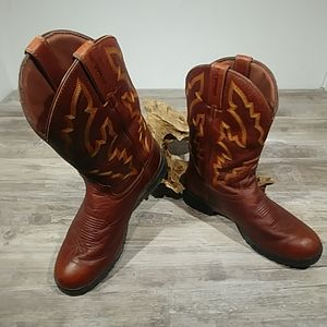 Justin 9018 Boots Size 8.5D